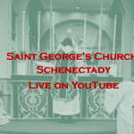 Active only during livestream of mass.